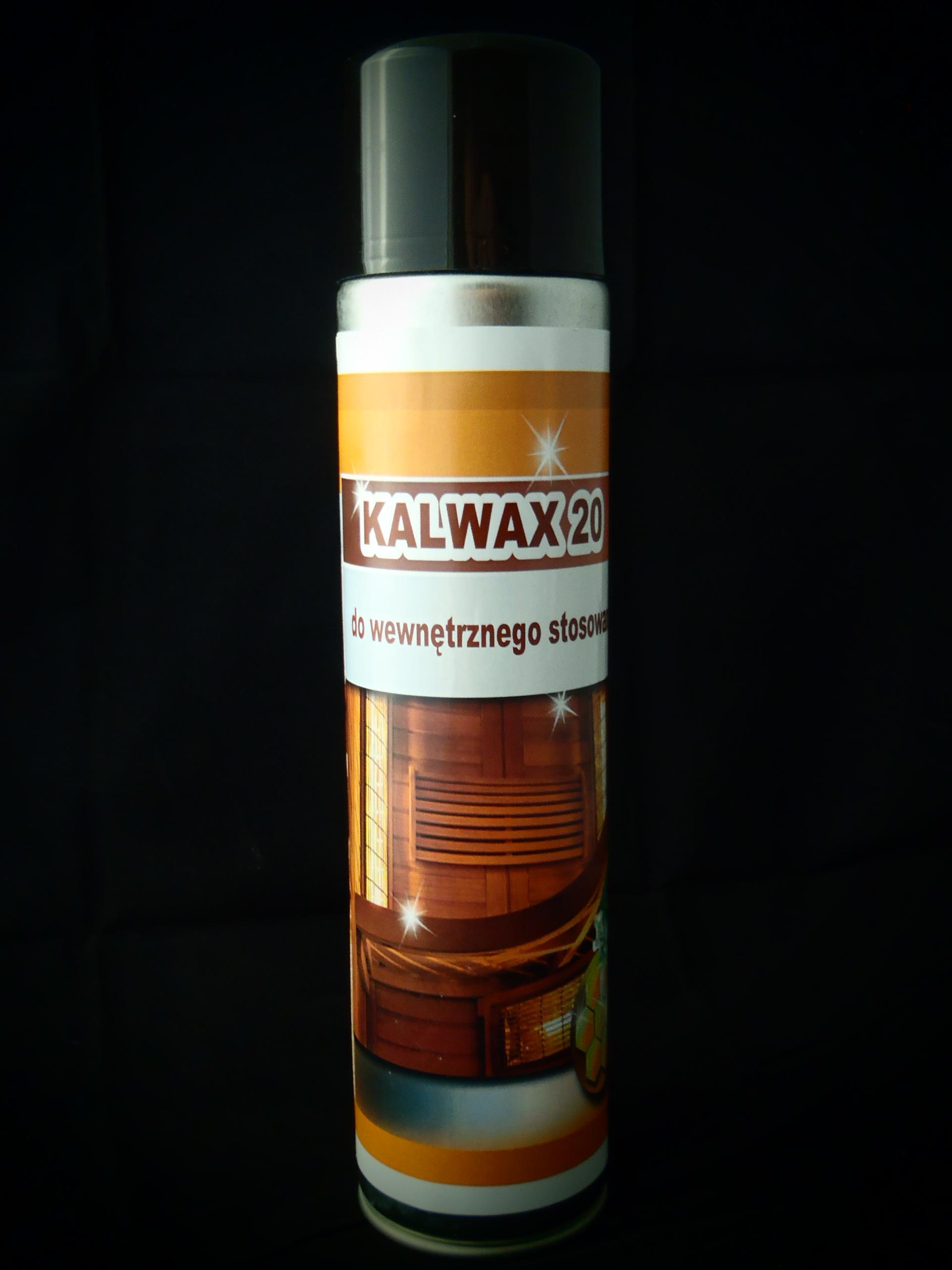 OLEJ KALWAX SPRAY 600ml  naturalna ochrona drewna