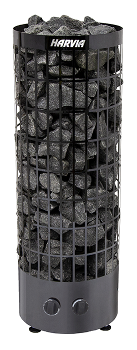 CILINDRO PC90 BLACK STEEL